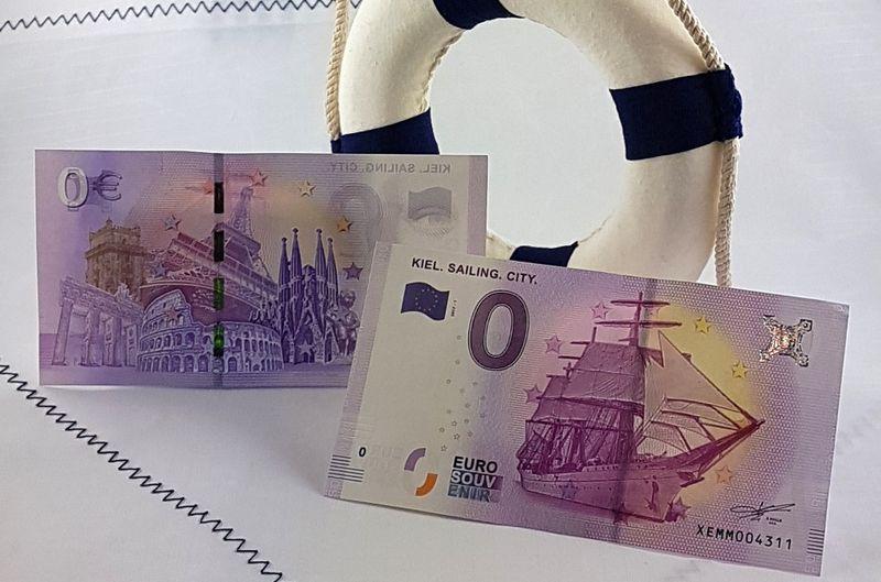 zero euro billet